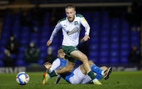 Peterborough United v Plymouth Argyle, Peterborough, UK - 24 Nov 2020