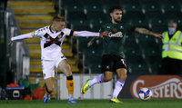 Plymouth Argyle v Newport County, Plymouth, UK - 10 Nov 2020