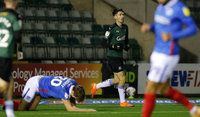 Plymouth Argyle v Portsmouth, Plymouth, UK - 16 Nov 2020