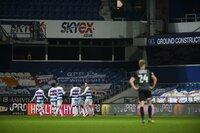 Queens Park Rangers v Rotherham United, London, UK - 24 Nov 2020