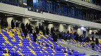 AFC Wimbledon v Doncaster Rovers, London, UK - 3 Nov 2020