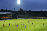 Barnet v Bromley, London, UK - 14 Nov 2020