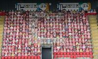 Exeter City v AFC Fylde, Exeter, UK - 7 Nov 2020