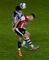 Exeter City v West Bromwich Albion u21s, Exeter, UK - 7 Nov 2020