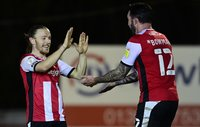 Exeter City v Colchester United, Exeter, UK - 24 Nov 2020