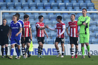 Gillingham v Exeter City, Kent, UK - 28 Nov 2020