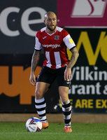 Exeter City v Oldham Athletic, Exeter, UK - 21 Nov 2020