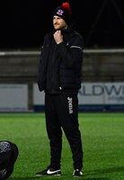 Exeter City u16s v Crewe Alexandra u16s, Exeter, UK - 18 Nov 202