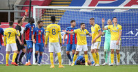Crystal Palace v Brighton & Hove Albion, Croydon - 18 October 2020