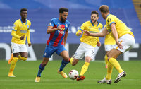 Crystal Palace v Brighton & Hove Albion, Croydon - 18 October 2020
