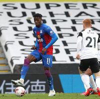 Fulham v Crystal Palace , London - 24 October 2020