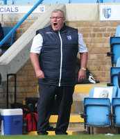Gillingham v Oxford United, Gillingham - 10 October 2020