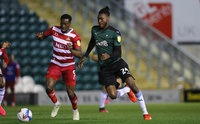 Plymouth Argyle v Doncaster Rovers, Plymouth, UK - 27 Oct 2020