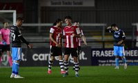 Exeter City v Crawley Town, Exeter, UK - 20 Oct 2020