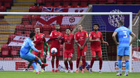 Leyton Orient v Cheltenham Town, London, UK - 03 Oct 2020
