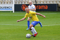 Torquay United v Stockport County, Torquay, UK - 3 Oct 2020
