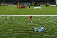 Yeovil Town v Dover Athletic, Yeovil, UK - 24 Oct 2020