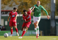 Yeovil Town v Wrexham, Yeovil, UK - 10 Oct 2020
