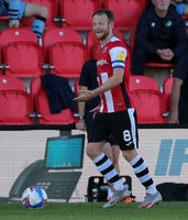 Exeter City v Forest Green Rovers, Exeter, UK - 8 Sep 2020