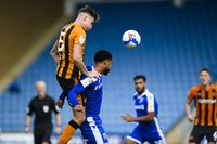 Gillingham v Hull City, Kent, UK - 12 Sept 2020
