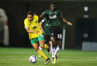 Plymouth Argyle v Norwich City U21, Plymouth, UK - 8 Sep 2020
