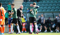 Plymouth Argyle v Blackpool, Plymouth, UK - 12 Sep 2020