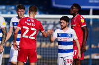 Queens Park Rangers v Nottingham Forrest, London, UK - 12 Sep 20