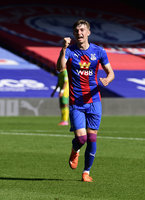 Crystal Palace u23s v West Bromwich Albion u23s, Croydon, UK - 21 Sep 2020