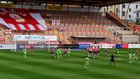 Exeter City v Port Vale, Exeter, UK - 19 Sep 2020