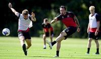 Exeter City Training, Exeter, UK - 1 Sept 2020