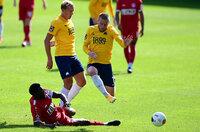 Torquay United v Hemel Hempstead, Torquay, UK - 12 Sept 2020