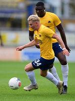 Torquay United v Bournemouth U23, Torquay, UK - 15 Sept 2020