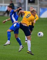 Torquay United v Chippenham Town, Torquay, UK - 19 Sept 2020