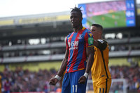 Crystal Palace v Brighton and Hove Albion, London - UK - 14 Apr