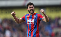 Crystal Palace v Brighton and Hove Albion, London - UK - 14 Apr 2018