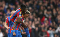 Crystal Palace v Leicester City, London - UK - 28 Apr 2018