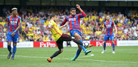 Watford v Crystal Palace, Watford, UK - 21st Apr 2018