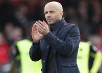 Accrington Stanley  v Exeter City, Accrington, UK - 14 Apl 2018