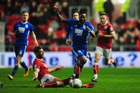 Bristol City v Birmingham City, Bristol, UK - 10 Apr 2018