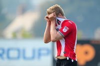 Exeter City v Crawley Town, Exeter, UK - 21 Apr 2018