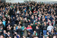 Plymouth Argyle v Peterborough United, Plymouth, UK - 7 April 20