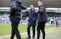Plymouth Argyle v Peterborough United, Plymouth, UK - 7 April 2018