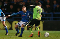 Rochdale v Plymouth Argyle, Rochdale, UK - 24 April 2018