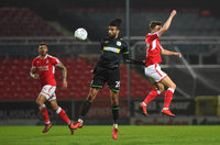 Swindon Town v Yeovil Town, Swindon, UK - 10 Apr 2018