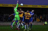 Torquay United v Guiseley, Torquay, UK - 24 Apr 2018