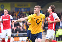 Torquay United v Ebbsfleet United Torquay, UK - 28 Apr 2018