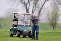 Yeovil Town Golf Day, Sherborne, UK - 11 Apr 2018