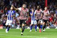 Brentford v Sheffield Wednesday, London, England, UK -  19 August 2018