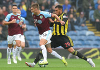 Burnley v Watford, Burnley, UK - 19 Aug 2018