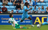 Coventry City v Plymouth Argyle, Coventry, UK - 18 July 2018